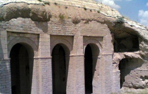 монастырь Белха Каппадокия
