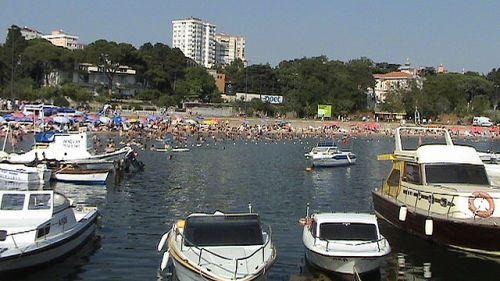 пляж Джаддебостан где искупаться в Стамбуле