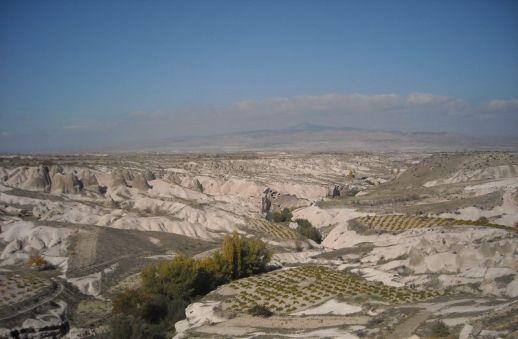 Долина Чат Каппадокия Турция