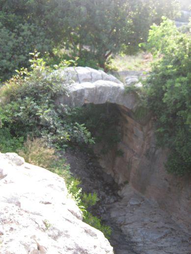 Чевлик Турция достопримечательности Тоннель Тита