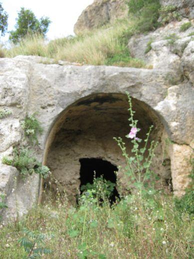 Чевлик Турция достопримечательности гробница
