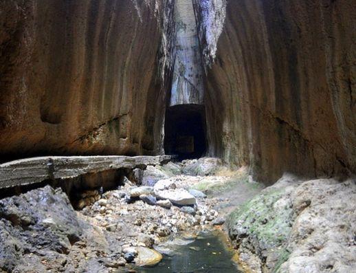 Чевлик Турция достопримечательности тоннель Веспасиана Тита