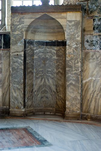 церковь Хора Карийе Стамбул