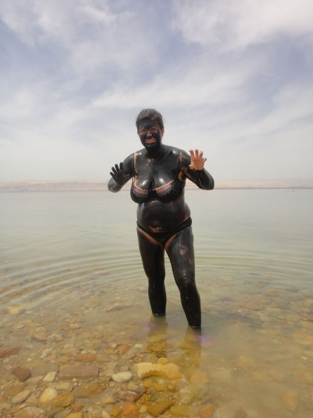 Мертвое море Иордания Amman Beach