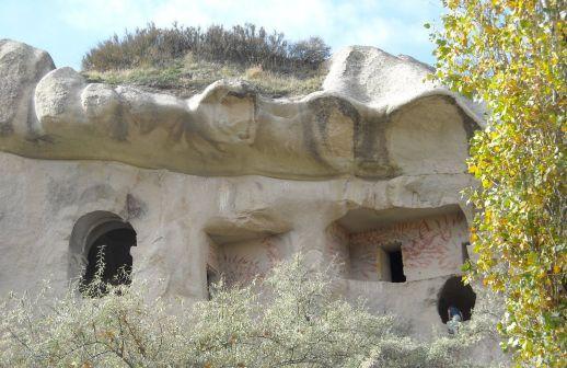 Долина zemi Каппадокия