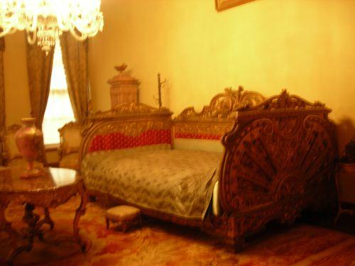 спальня дворец долмабахче стамбул