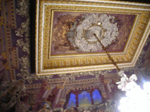 дворец долмабахче стамбул росписи