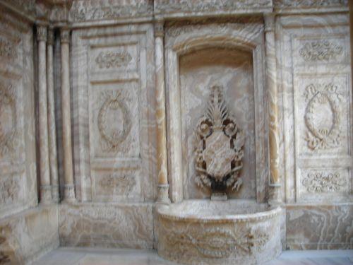 дворец долмабахче стамбул хамам