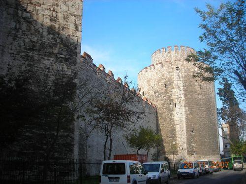 крепость Йедикуле Едикуле