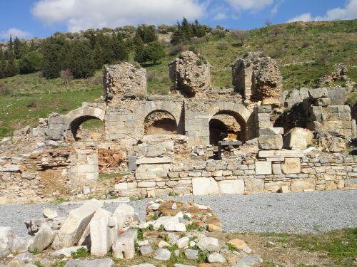 Эфес Турция Efes