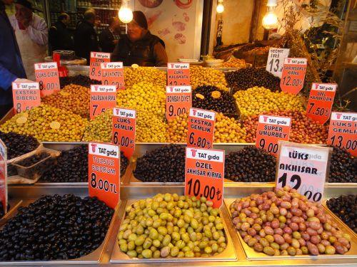Египетский базар специй Стамбул