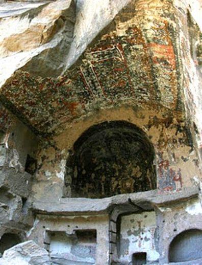 Ихлара Каппадокия Турция