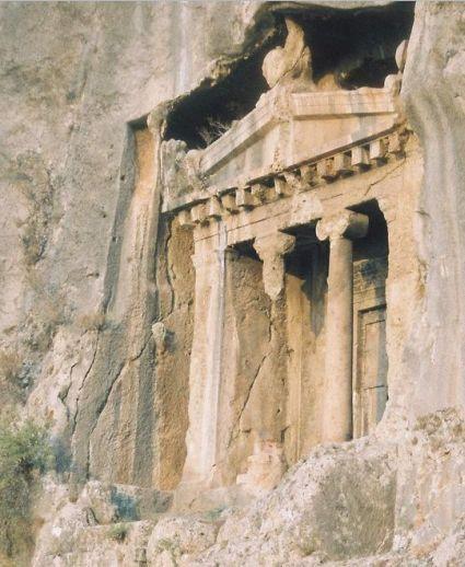 Фетхие Турция история достиопримечательности