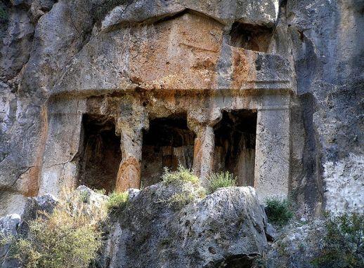 Фетхие Турция достопримечательности история