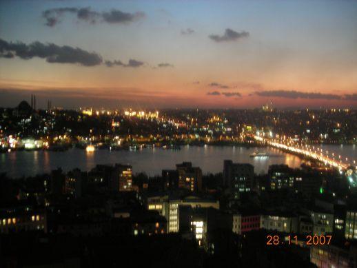 Башня Галата Стамбул