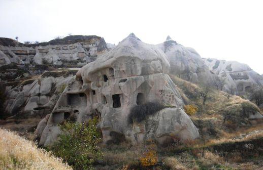 Долина Голубиная  Каппадокия