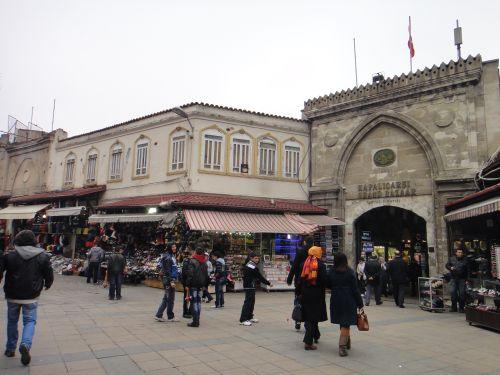 Капалы Чаршы Крытый рынок Стамбул