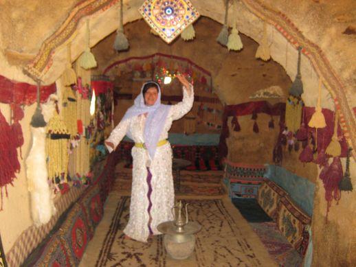 Харран Турция Harran kültür evi