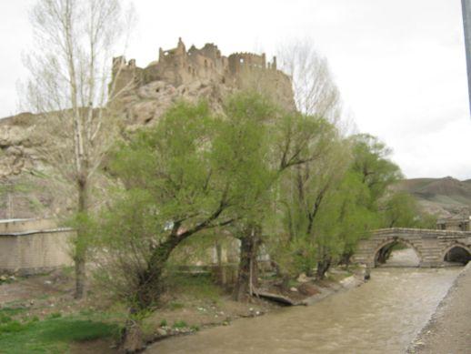 Крепость Хошап Турция