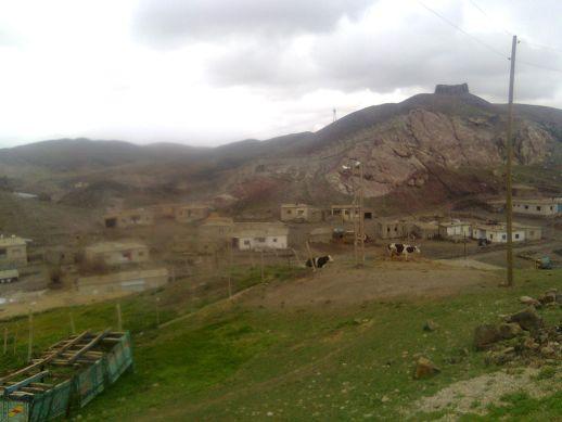 Гюзельсу Крепость Хошап Турция