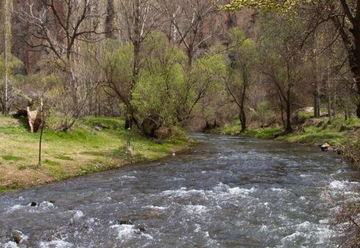 Долина Ихлара Каппадокия Турция
