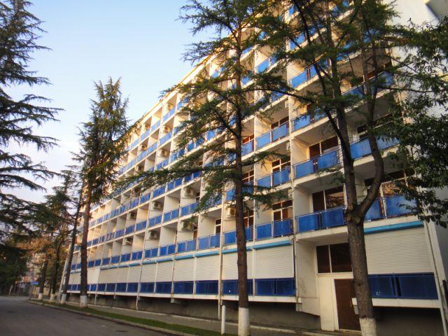 гостиница Интер Сухум внешний вид