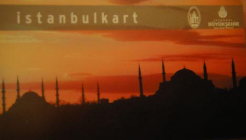 Истанбулкарт