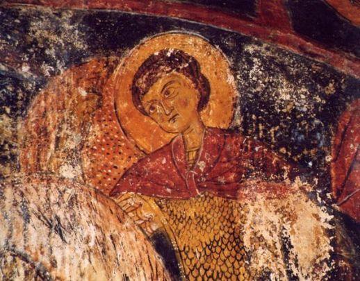 фрески Каппадокии