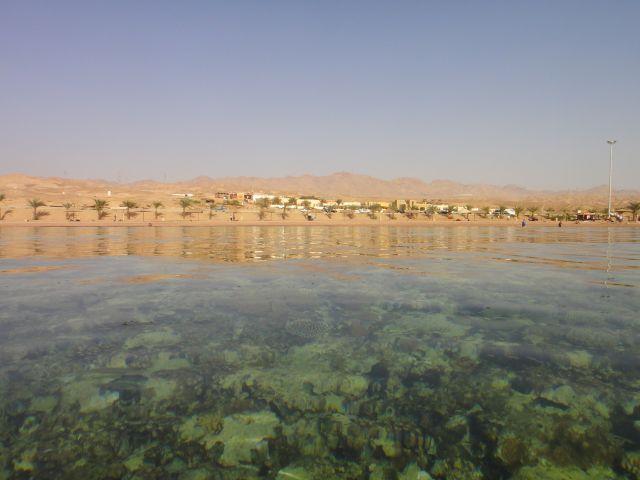 Акаба Южный пляж Иордания