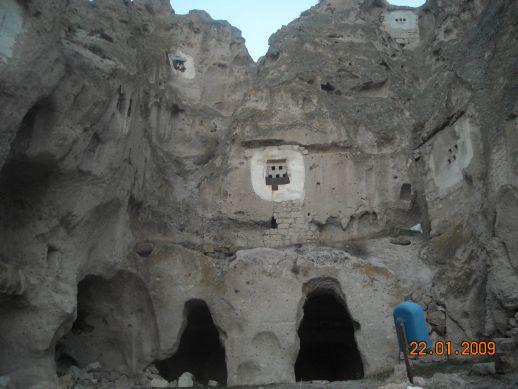 Карабаш Соганлы Каппадокия Турция