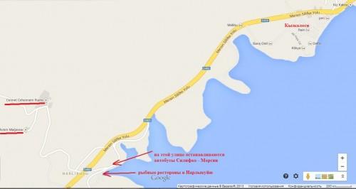 где находятся на карте Турции пещера Рай Ад Астма Нарлыкую