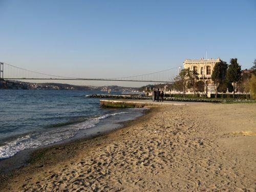 Где искупаться и позагорать в Стамбуле пляжи