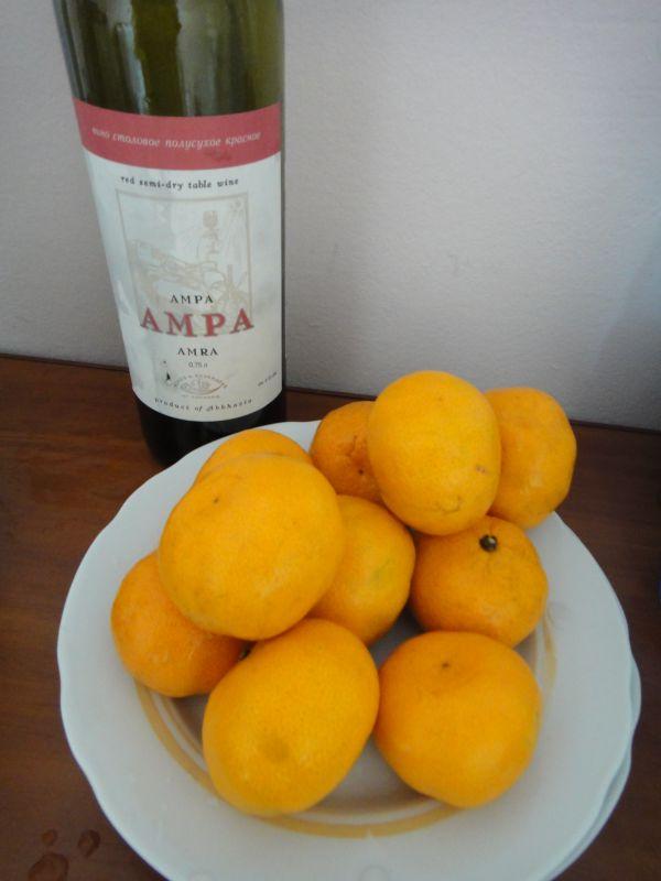 мандарины абхазия сухум ресторан апацха кафе