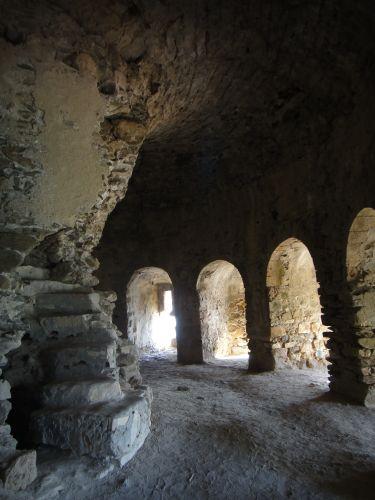крепость мамуре mamure kale переходы