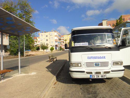 где находится остановка автобусов долмушей до крепости мамуре