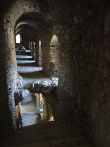 крепость мамуре mamure kale опасный переход