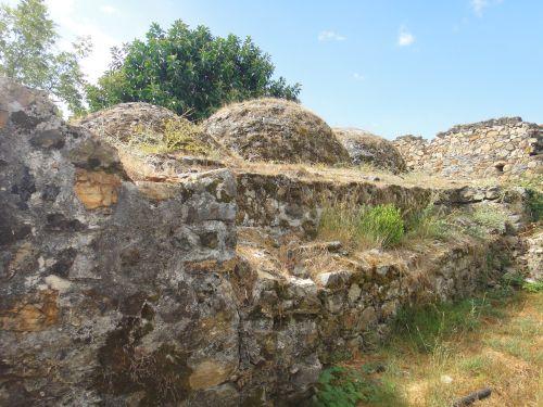 крепость мамуре mamure kale хамам