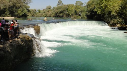 водопад Манавгат смотровая площадка