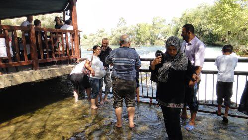 прогулка Манавгат водопад selale Manavgat