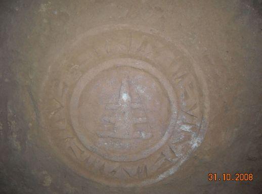 подземный город Мазы Каппадокия Турция