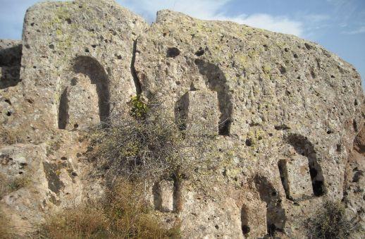 деревня Мазы Каппадокия Турция