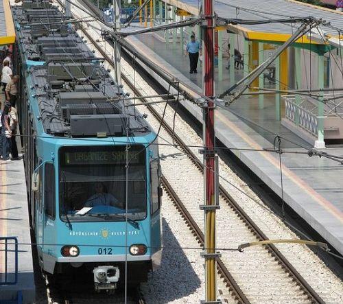 метро Бурса