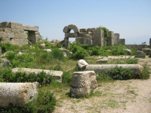 Монастырь святого Симеона Антакья