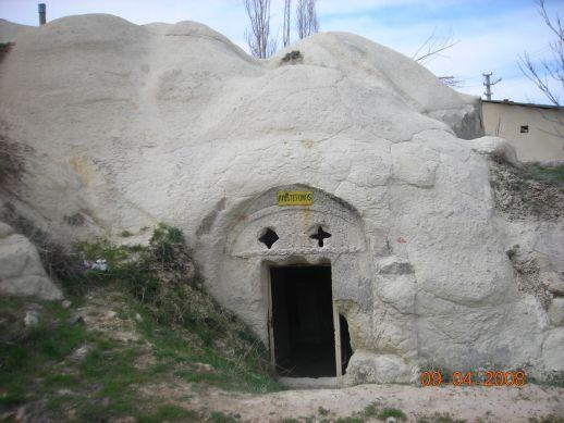 Монастырская долина Мустафапаша