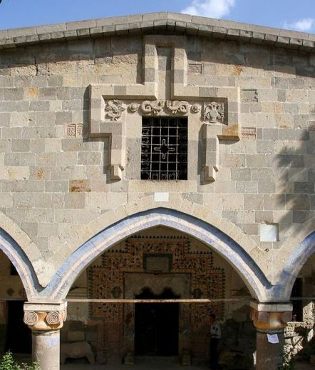 Мустафапаша Каппадокия