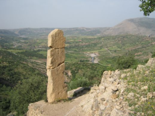 Немрут даг Турция Арсамея