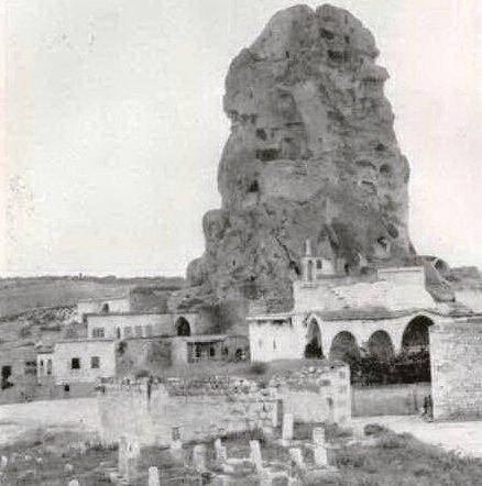 Ортахисар Каппадокия