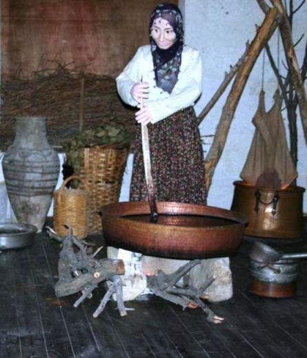 Ортахисар Каппадокия Этнографический музей