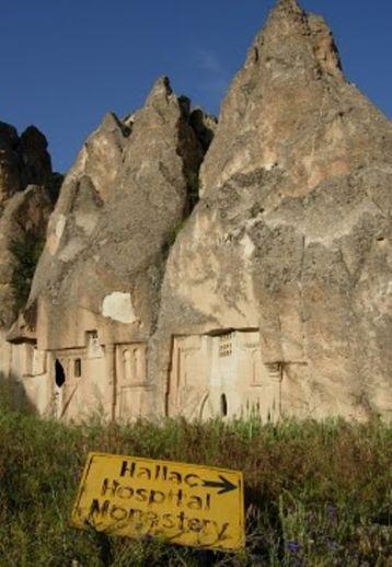 долины Ортахисара Каппадркия