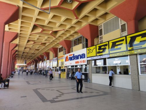 автовокзал Адана как добраться до Аданы